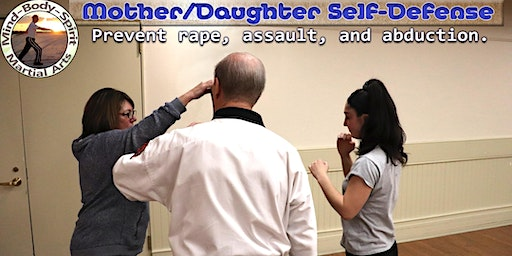 Mother/Daughter Self Defense Class - Oyster Bay-East Norwich Public Library