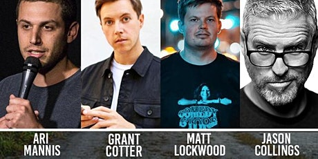 Comedy Night @ Ohana Sunset Beach w/ Jason Collings and Grant Cotter! tickets