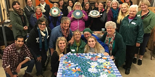Mosaic Magic at Sophie's Patch May 2020