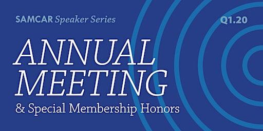 SAMCAR Annual Meeting