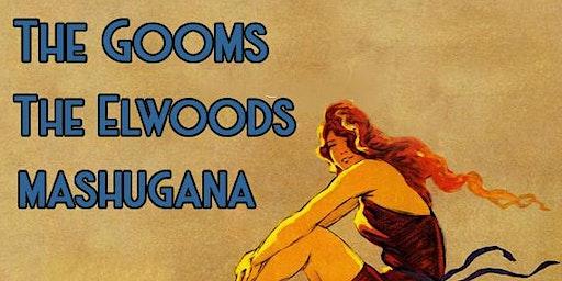 The Elwoods, The Gooms, and Mashugana