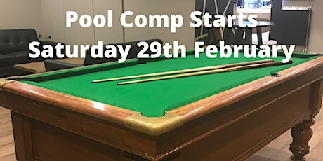Pool Comp tickets
