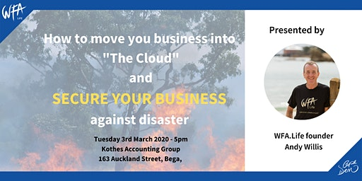 Securing your business against disaster