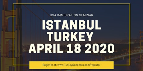 USA Immigration Seminar tickets