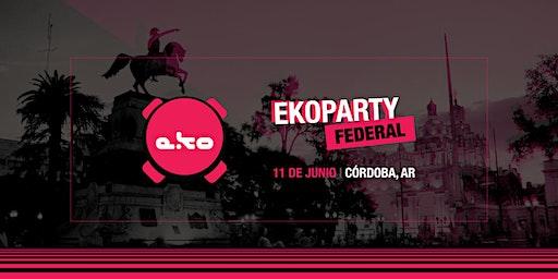 ekoparty Córdoba 2020