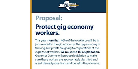 """Live Oxford Debate: Do """"Gig Economy"""" Workers Need Protection? tickets"""