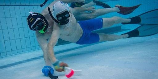 Underwater Hockey for Beginners