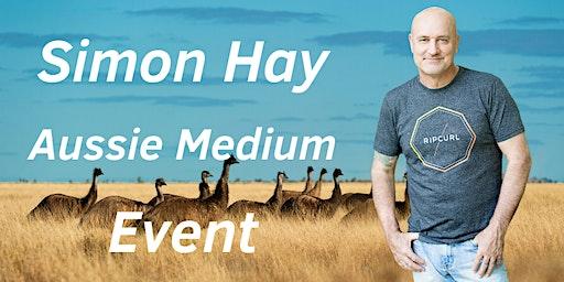 Aussie Medium, Simon Hay at The Bendigo Neighbourhood Hub