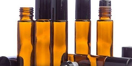 Aromatherapy Oil Make and Take class tickets