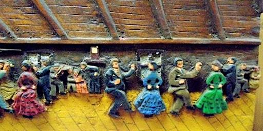 A New England -Style Barn Dance