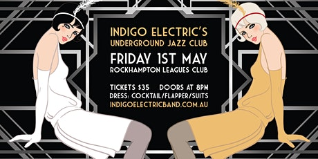Indigo Electric Jazz Club tickets