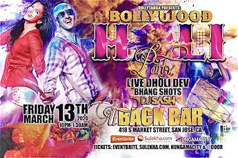 Bollywood Holi Party: DJ Sash tickets
