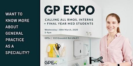 GP EXPO 2020 tickets