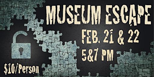 Museum Escape Room