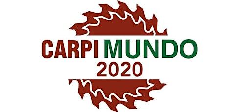 CARPIMUNDO 2020 entradas