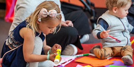 Young at Art 10am-11am session, 13 October 2020 tickets
