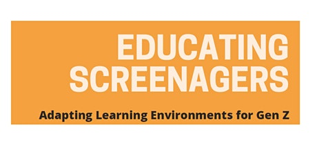 Educating Screenagers - DOCKLANDS tickets