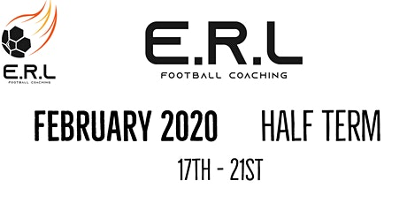 E.R.L February Football Camp tickets
