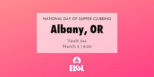 #NDOSC: Albany, OR