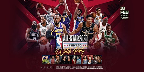 All Star Watch Party at Level Uptown Sunday tickets