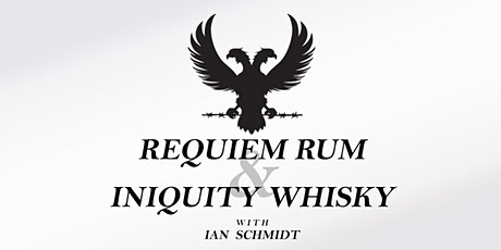 Requiem Rum & Iniquity Whisky Tasting tickets