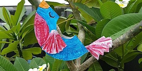 Rockin' Robin Paper Plate Birds tickets