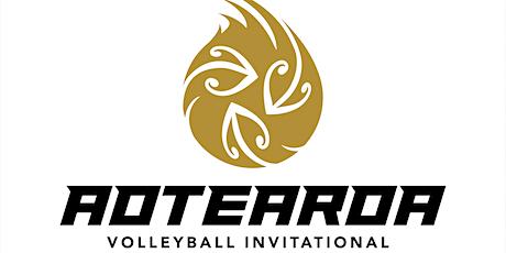 Aotearoa Volleyball Invitational tickets