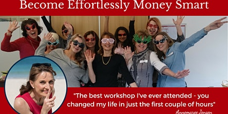 Discover The 5 Money Making Secrets That Make You A Money Smart Woman  tickets