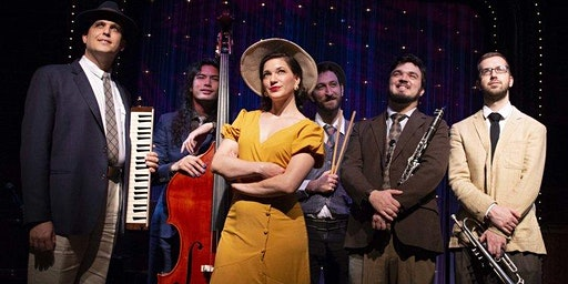 Live Jazz and Swing with The Swingaroos