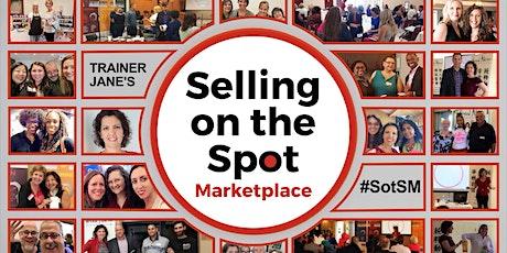 Selling on the Spot Marketplace - Reykjavik tickets