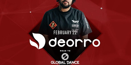 Deorro at Temple Discounted Guestlist - 2/22/2020 tickets