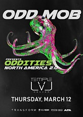 Odd Mob at Temple Discounted Guestlist - 3/12/2020 tickets