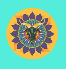 ROCKY MOUNTAIN GOAT YOGA logo