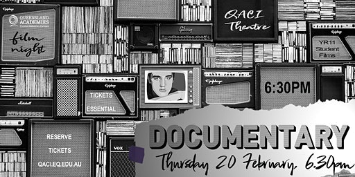 QACI Year 11 Documentary Film Night