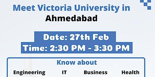 Meet Victoria University in Ahmedabad