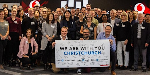 Linkedin Local - Christchurch!