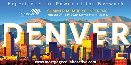 The Mortgage Collaborative 2020 Summer Conference tickets