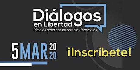 Dialogos en Libertad 2020 entradas