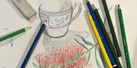 Drawing in Colour - StArt Arts tickets