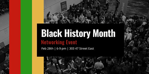 Black History Month Networking Event Presented by BCACPA