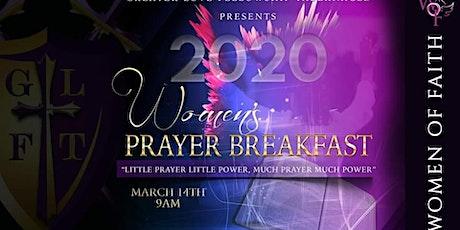 GLFT's Women's Prayer Breakfast tickets
