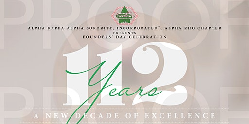 112 Years: A New Decade of EXCELLENCE