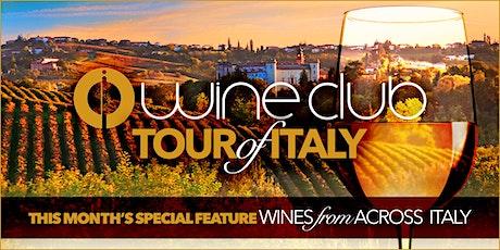 February iO Wine Club tickets