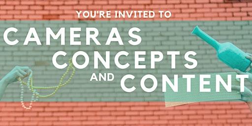 Cameras Concepts & Content
