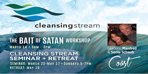 Cleansing Stream at Coast -WORKSHOP, SEMINAR + RETREAT