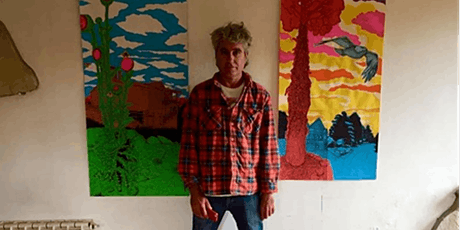 Observational Collage with Jerome Rush - school holiday workshop  tickets