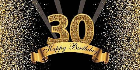Andray & Budda Big 30th Birthday Bash tickets