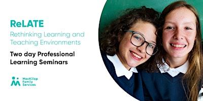 ReLATE Professional Learning Webinar