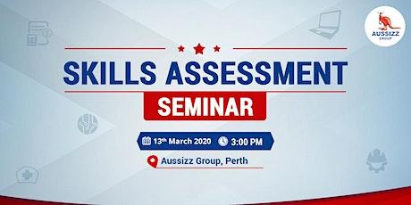 Skills Assessment Information Seminar tickets