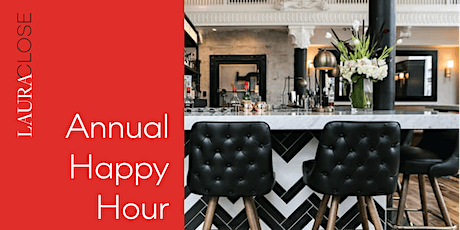 Annual Happy Hour with Laura Close Career Consulting tickets